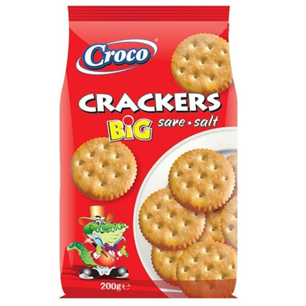 CROCO BIG CRACKERS 200gr