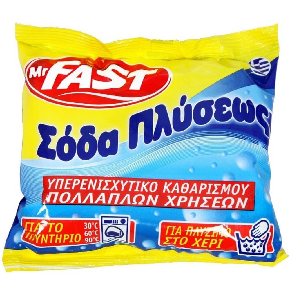MR FAST SODA PLYSEOS 500gr