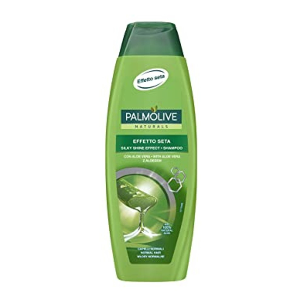 PALMOLIVE SAMPOO 350ml SILKY