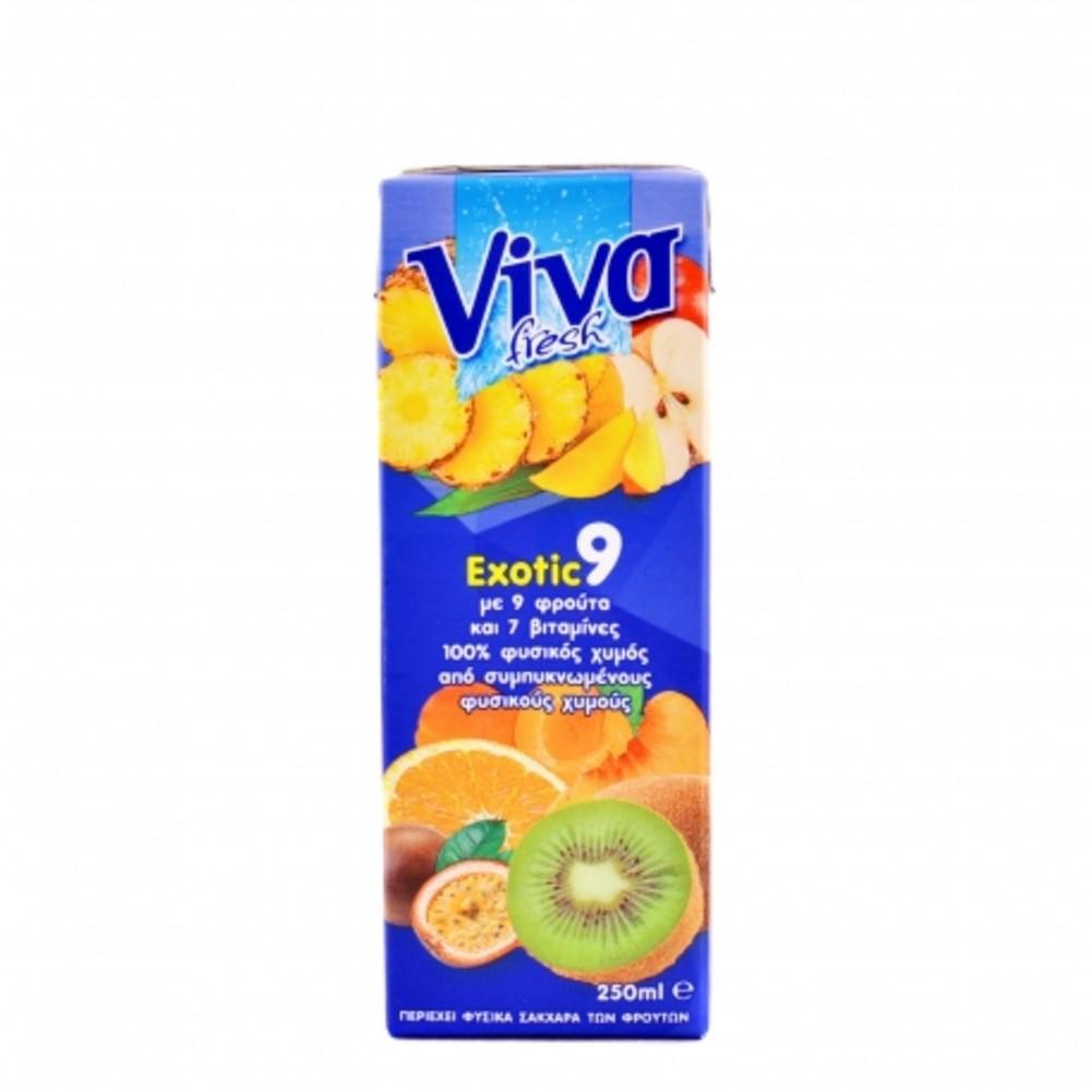 VIVA XYMOS EXOTIC FYSIKOS 250ml
