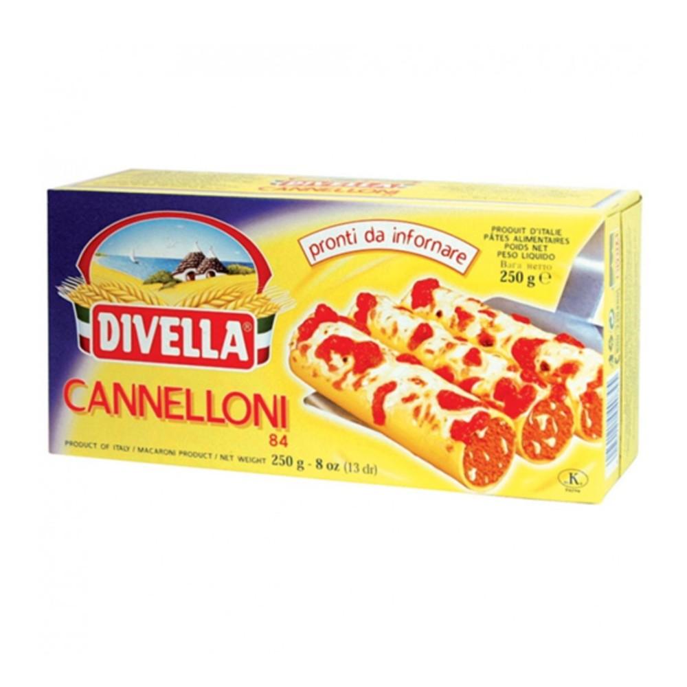 DIVELLA KANELONIA 250gr