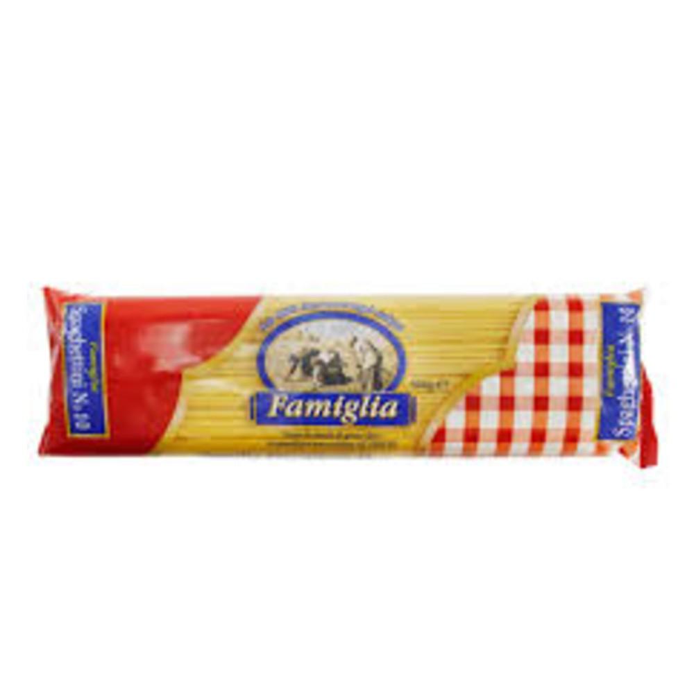 FAMIGLIA SPAGHETTI No10 500gr