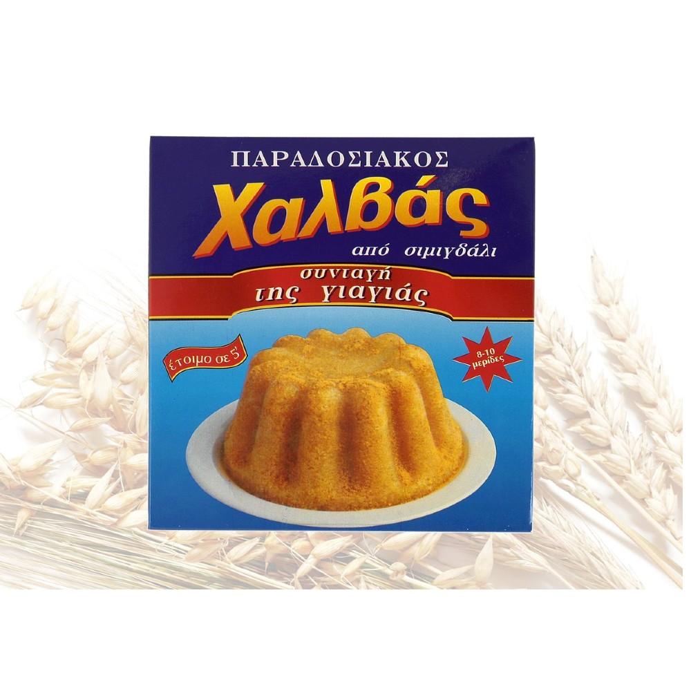THS GIAGIAS XALBAS SIMIGDALENIOS 500gr